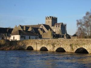 Holycross Abbey Village