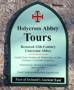 Holycross Abbey Tours