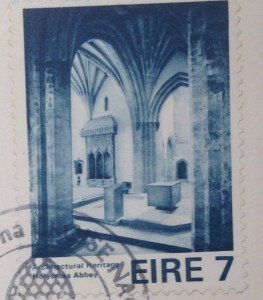 Abbey Stamp